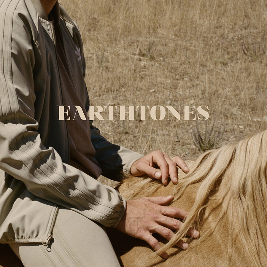 Album cover for Bahamas, Earthtones